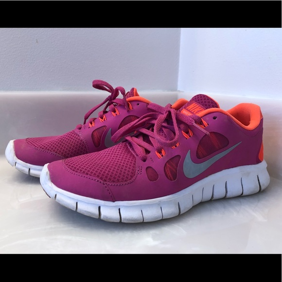 info for 88fcb 8e210 Nike Free 5.0 (GS) 6Y or W7.5